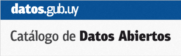 catalogo de datos abiertos