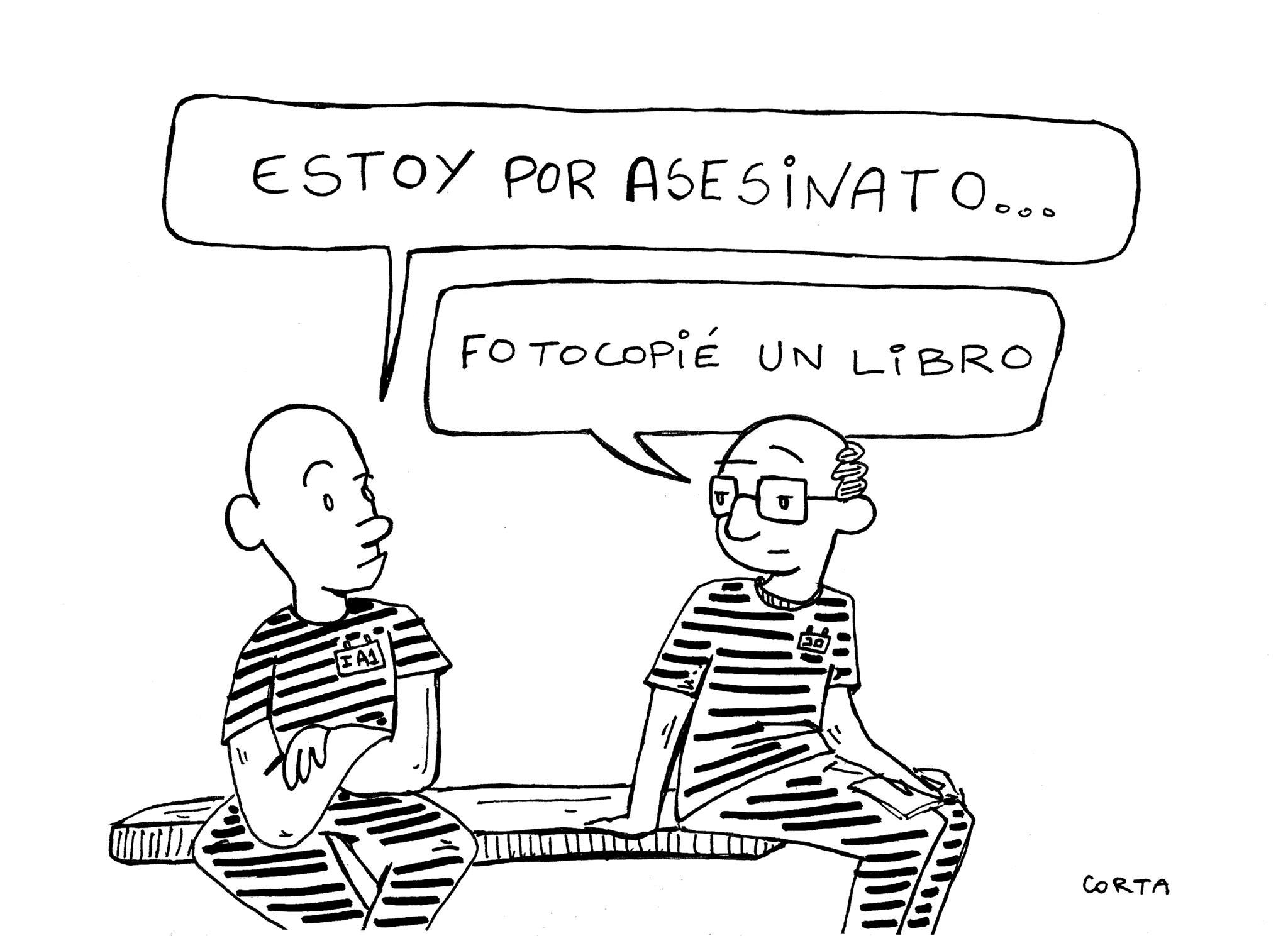Cristhian Orta (Corta la bocha). Licencia CC BY-SA.