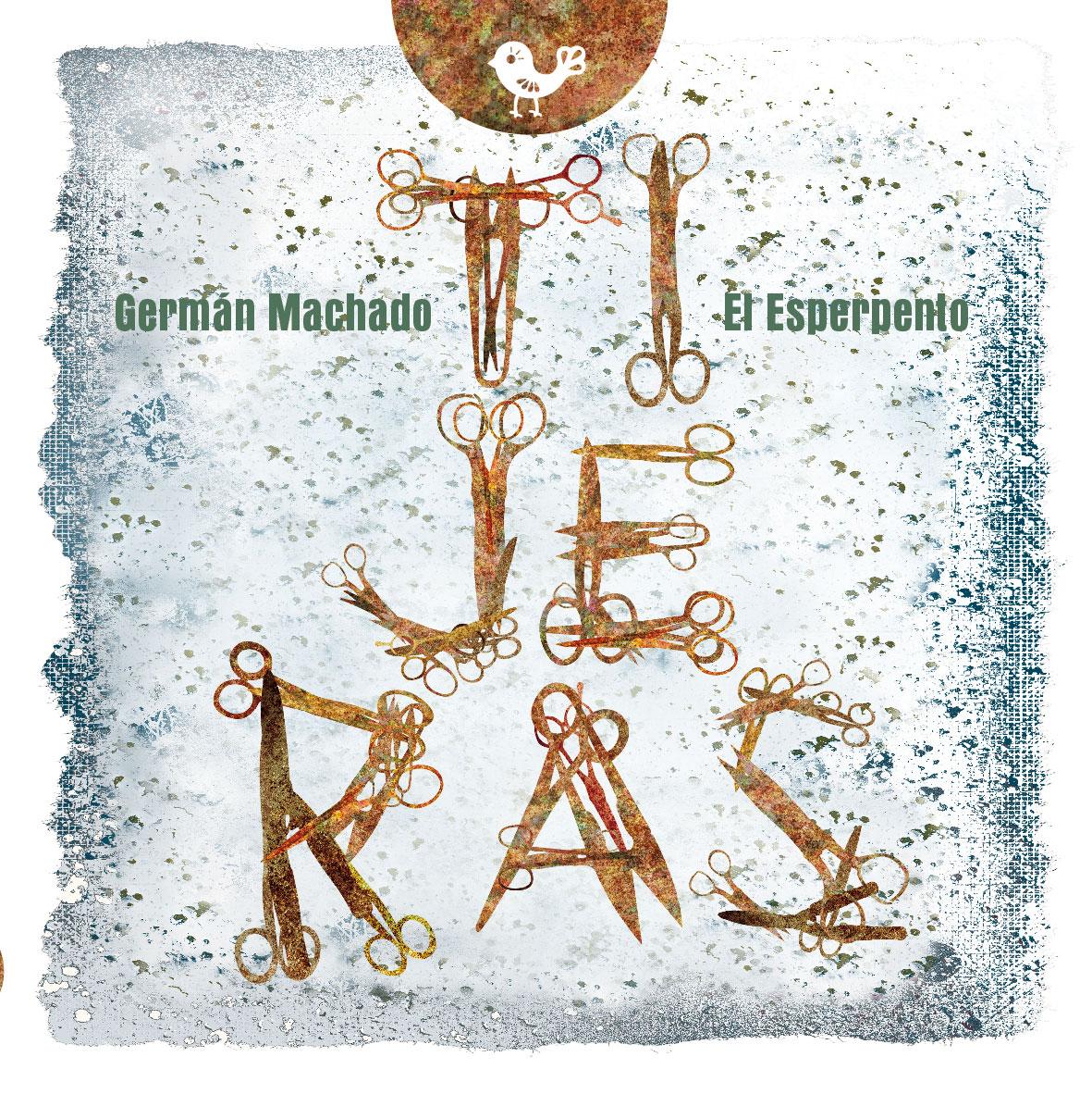 Portada del libro Tijeras. Fuente: http://edicioneslaterraza.com.ar CC BY SA