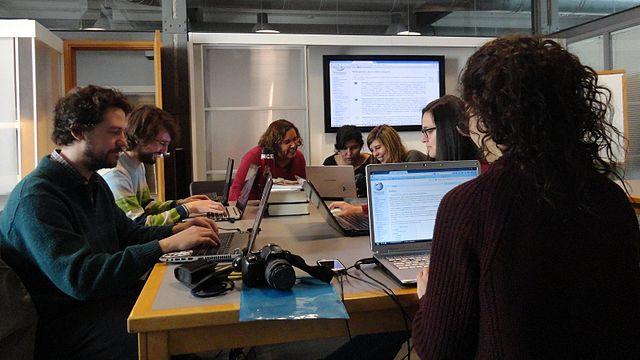 Editatón en el Centro Cultural de España