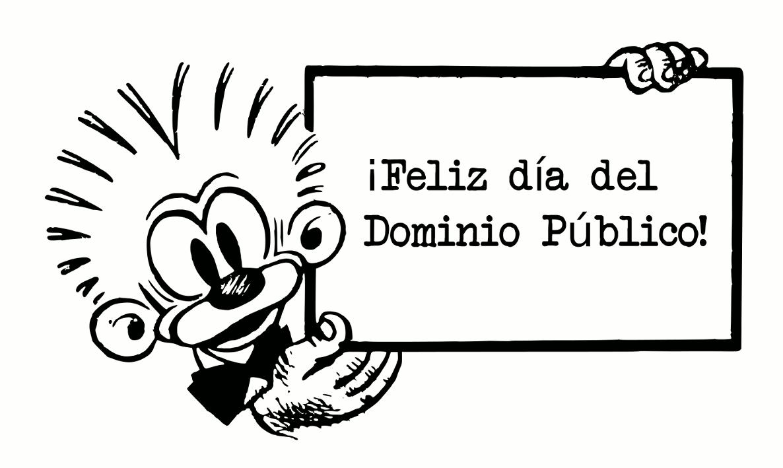 Peloduro - feliz día del dominio público 2016